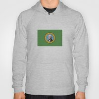 Washington State Flag Un… Hoody