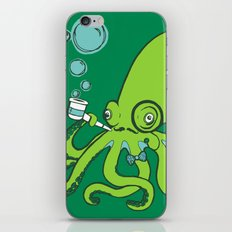 Mr.Octopus iPhone & iPod Skin