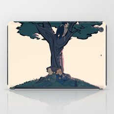 Lay Your Weary Head to Rest iPad Case