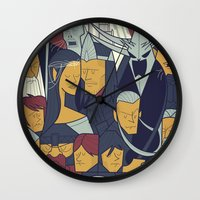 The Return of the King Wall Clock