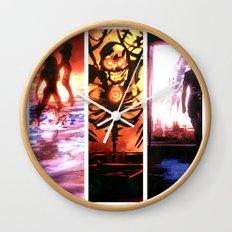 Mass Effect Wall Clock