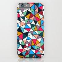 iPhone & iPod Case featuring geometric  by mark ashkenazi