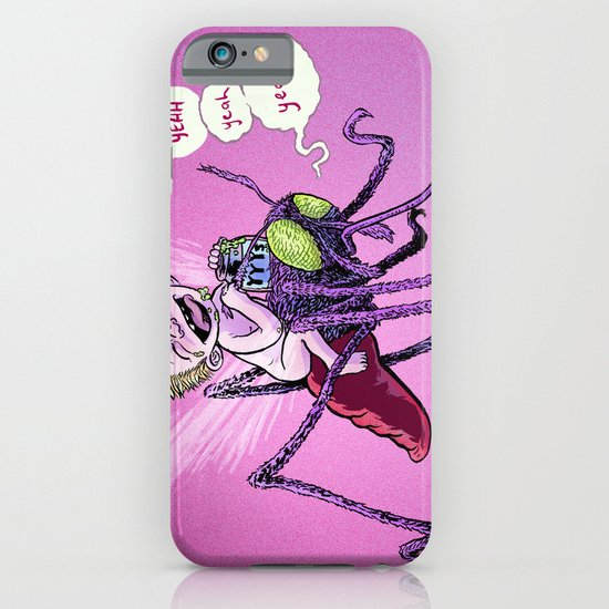 """""""Mosquito"""" by Austin James iPhone & iPod Case"""