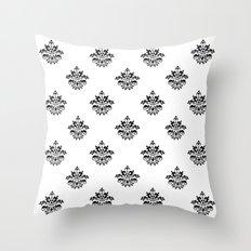 Ro Throw Pillow