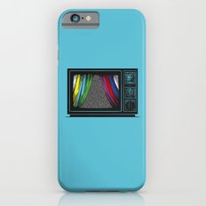 present the monohcrome iPhone 6s Slim Case