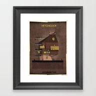 04_ARCHIDIRECTOR_alfred … Framed Art Print