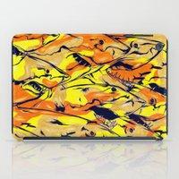 Shark: The Swarm iPad Case