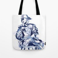 Cross You're Legs And … Tote Bag