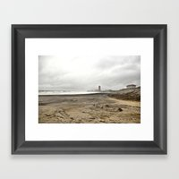 Asbury Via Allenhurst Framed Art Print
