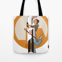 Lambda is for Love Tote Bag