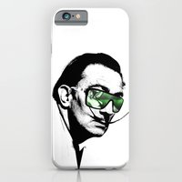 Dalì, what are you watching? iPhone 6 Slim Case