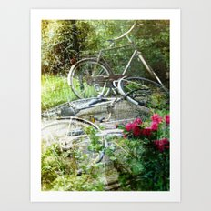The Windy City 8 Art Print