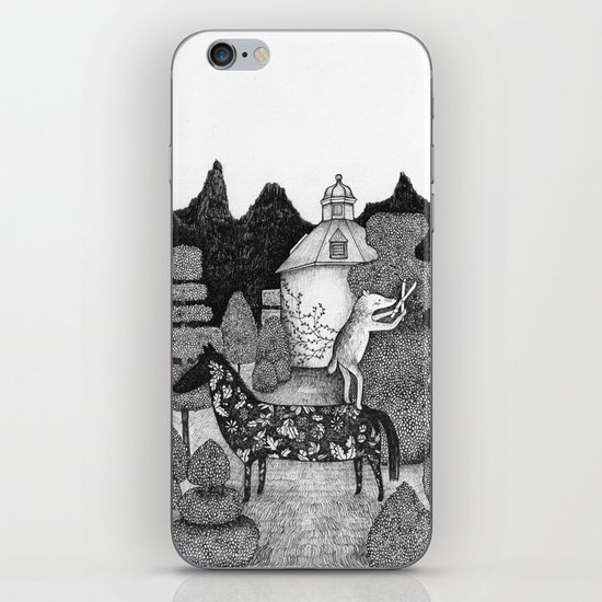 The Gardner iPhone & iPod Skin