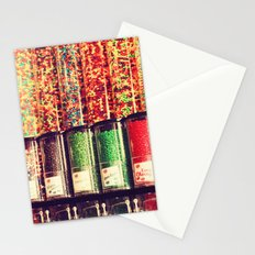 Candy Land Stationery Cards