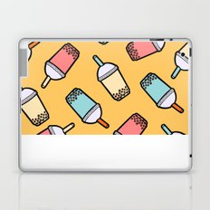Bubble Tea Pattern Laptop & iPad Skin