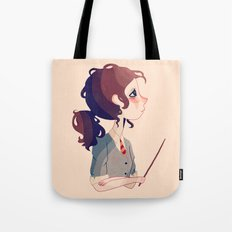 The Brightest Witch of Her Age Tote Bag