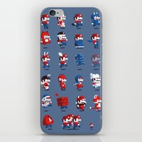 Power up, Mario! iPhone & iPod Skin