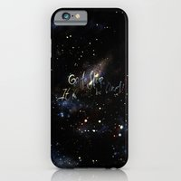 iPhone & iPod Case featuring go to sleep,it'll be okay by Betul Donmez