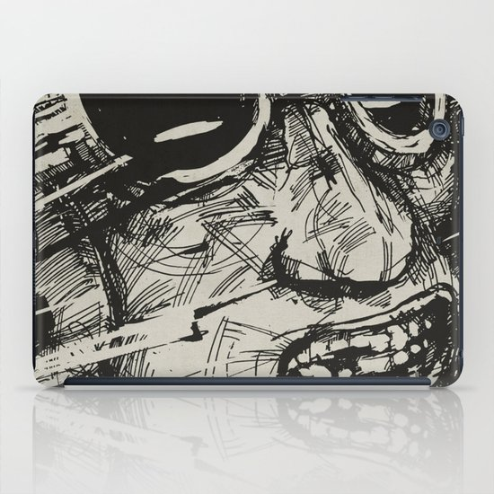 Speed Of Life II. iPad Case