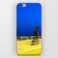 AL ANOCHECER iPhone & iPod Skin