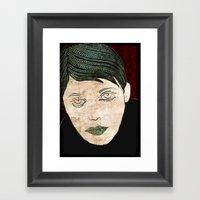 156. Framed Art Print