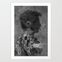 A Tribute To Alain Bashu… Art Print