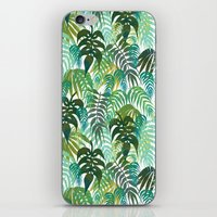 LOST - In the jungle iPhone & iPod Skin