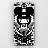 Nevaeh iPhone & iPod Skin