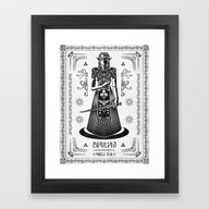 Legend Of Zelda Princess… Framed Art Print