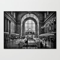 Toronto Union Station 3:… Canvas Print