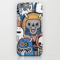 iPhone & iPod Case featuring Instant drôlatique  by Exit Man