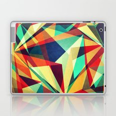 Broken Rainbow Laptop & iPad Skin