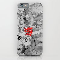 Old friends iPhone 6 Slim Case