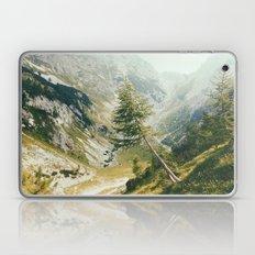 Green Pine Laptop & iPad Skin