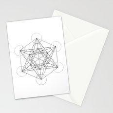 Sacred Geometry Print 3 Stationery Cards