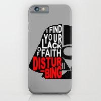 I Find Your Lack of Faith Disturbing iPhone 6 Slim Case