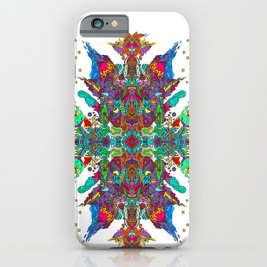 Galactic Cataclysm! iPhone & iPod Case