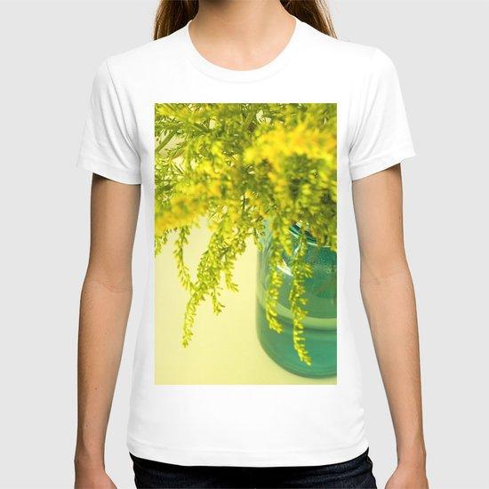 Golden T-shirt