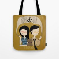 Franny & Zoooey Tote Bag
