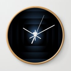 Love Peace n Sacrifice Wall Clock