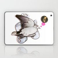 Toot! | Collage Laptop & iPad Skin