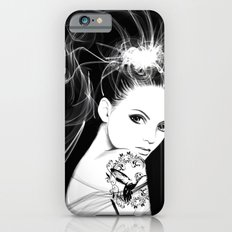 Smoke Girl Slim Case iPhone 6s