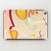 Love & Passion  iPad Case