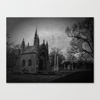 Forever Home  Canvas Print