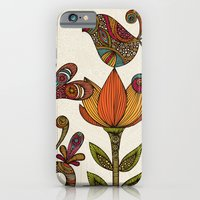 iPhone & iPod Case featuring In the garden by Valentina Harper