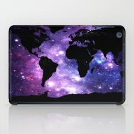 iPad Case featuring World Map. by WhimsyRomance&Fun