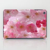 Delicate Cherry Blossoms iPad Case