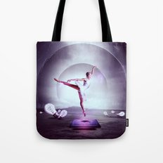 Beyond The Frame Tote Bag