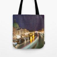 Goodnight Venice Tote Bag
