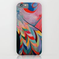 iPhone & iPod Case featuring Axis Mundi by Trudy Creen